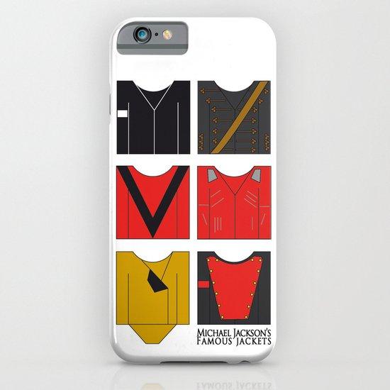 Michael's famous jackets iPhone & iPod Case