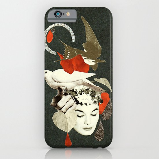 and then there were birds iPhone & iPod Case