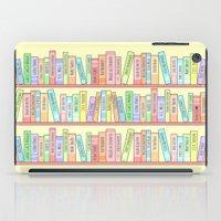 Classics Bookshelf iPad Case