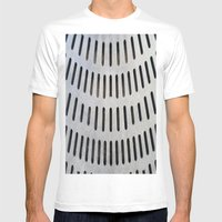 PATTEN Mens Fitted Tee White SMALL