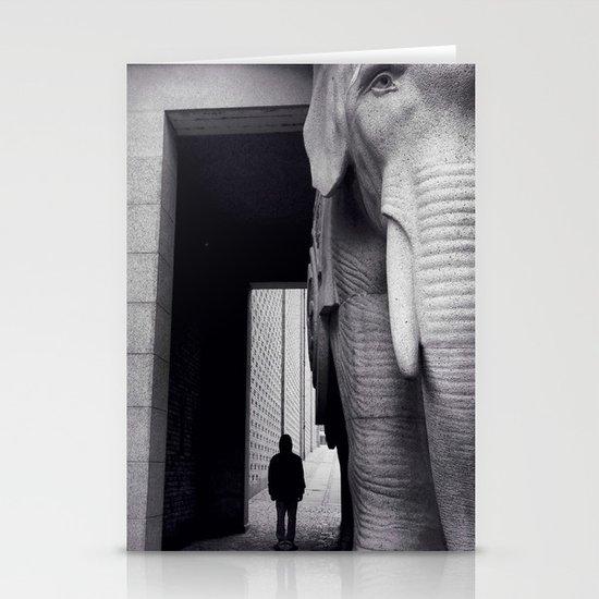 Elephant Gate Stationery Card