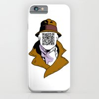iPhone & iPod Case featuring Inkman by Ivan Guerrero