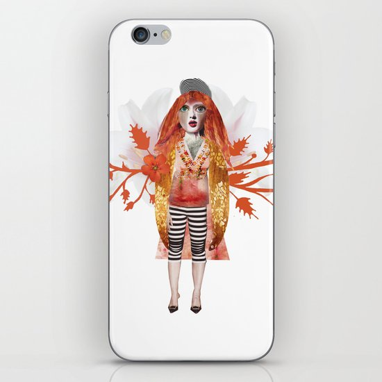 Alice Wonders iPhone & iPod Skin