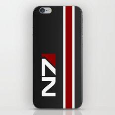 Mass Effect - N7 Hardcas… iPhone & iPod Skin