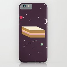 Ham & Cheese in Space iPhone 6 Slim Case