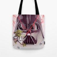 Yoda Slice Tote Bag