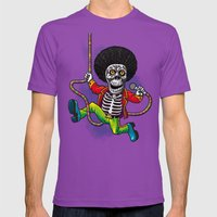 Poster Funkadelik Mens Fitted Tee Ultraviolet SMALL