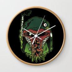 Monster Fett Wall Clock