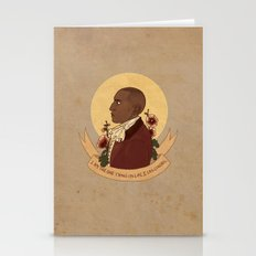 I'm Willing To Stationery Cards