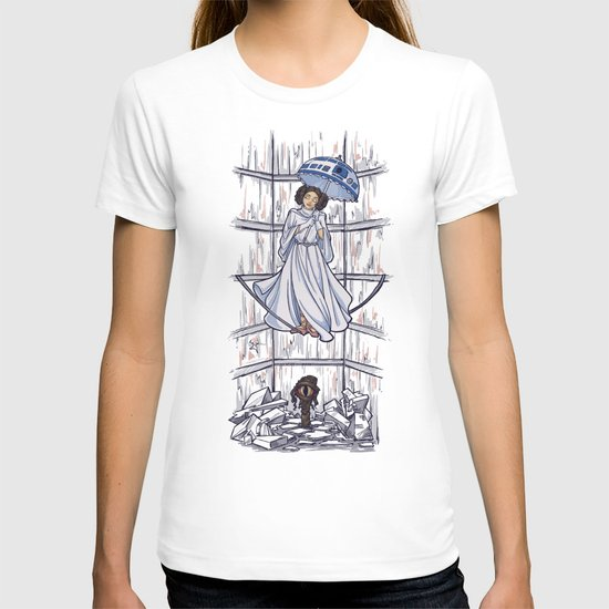 Leia's Corruptible Mortal State T-shirt
