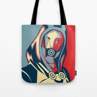 Tali Zorah : HOPE Tote Bag