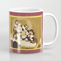 The Anatomy Lesson by Rembrandt Mug