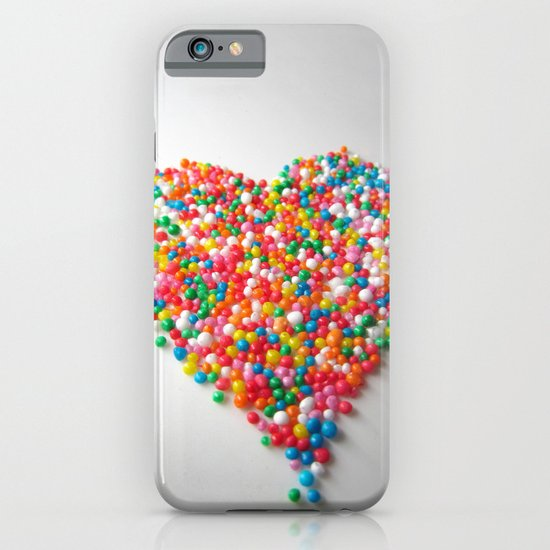 Colorful Heart iPhone & iPod Case