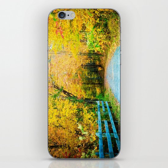 """Autumn Trail"" iPhone & iPod Skin"