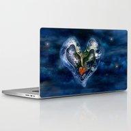 Save Our World 18  Laptop & iPad Skin