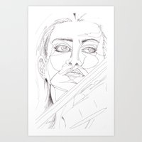 Feeling The Passion Art Print