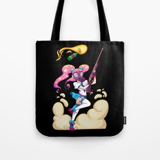 Riot Magical Girl Tote Bag