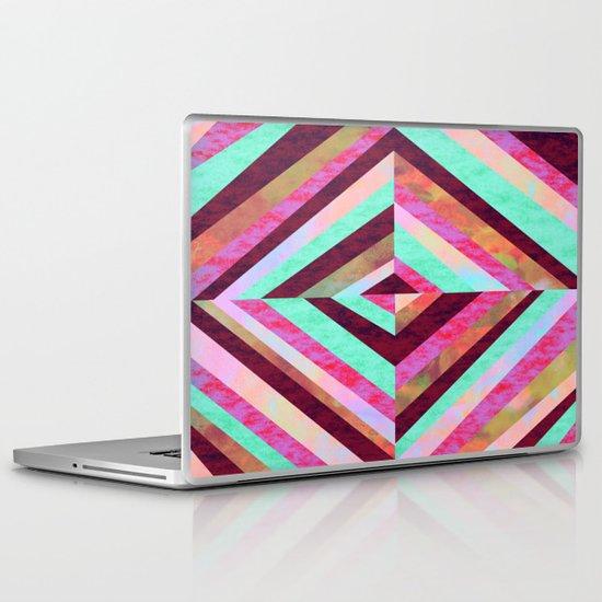 PATTERN {Diamond 001} Laptop & iPad Skin