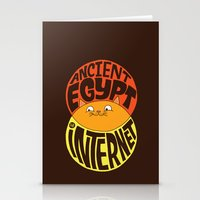 Ancient Egypt, The Inter… Stationery Cards