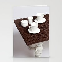 Coffee Table Stationery Cards