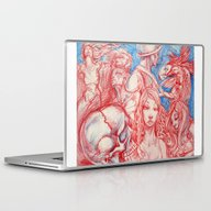 Dream State Laptop & iPad Skin