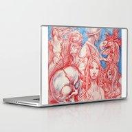 Laptop & iPad Skin featuring Dream State by Zien-Art