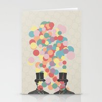 Pleased To Meet You Stationery Cards