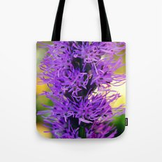 Purple Luck Tote Bag