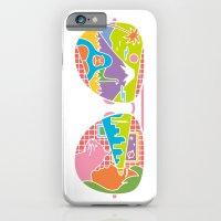 iPhone Cases featuring Bizarre Scope by Kimiaki Yaegashi