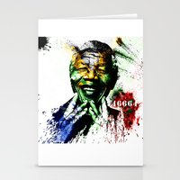 Nelson Mandela Stationery Cards