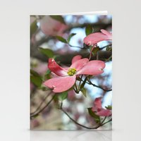 No matter how long the winter, spring is sure to follow.  ~Proverb Stationery Cards