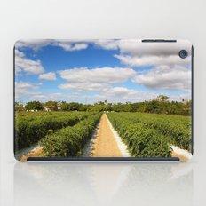 Tomato Fields  iPad Case