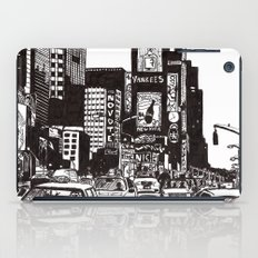 New York New York iPad Case