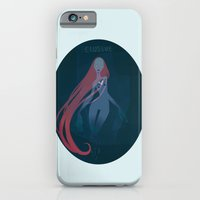 iPhone & iPod Case featuring A ghost story by Lunacy