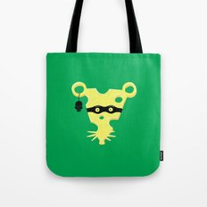 Cheese Burglar Tote Bag