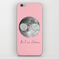 Feel at home iPhone & iPod Skin