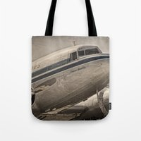 Douglas DC-3 Dakota Tote Bag