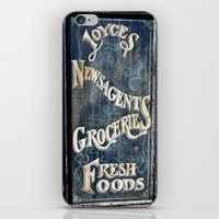 One Stop Shop iPhone & iPod Skin