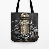 Exterminated! Tote Bag
