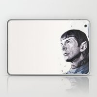 Goodbye Mr. Spock - Leon… Laptop & iPad Skin