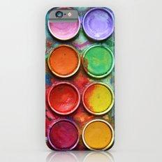 Paint Box iPhone 6 Slim Case
