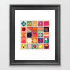 awake 1 Framed Art Print