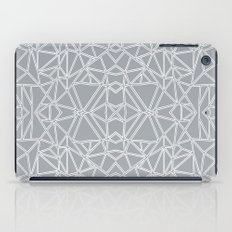 Ab Blocks Grey #3 iPad Case