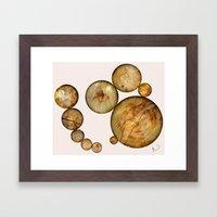 Wood Wood 2 Framed Art Print