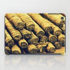 Cigars iPad Case