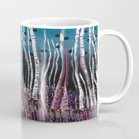 :: Pink Moss :: Mug