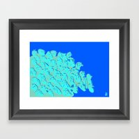 What ́s Going On Framed Art Print
