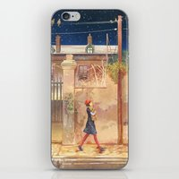 Baguette iPhone & iPod Skin