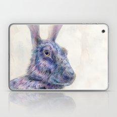 Black Rabbit Laptop & iPad Skin