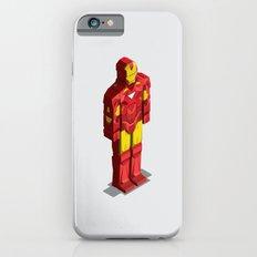 Ironman - Isometric Heroes iPhone 6 Slim Case